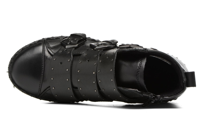 Bottines et boots Tamaris Jenna Noir vue gauche