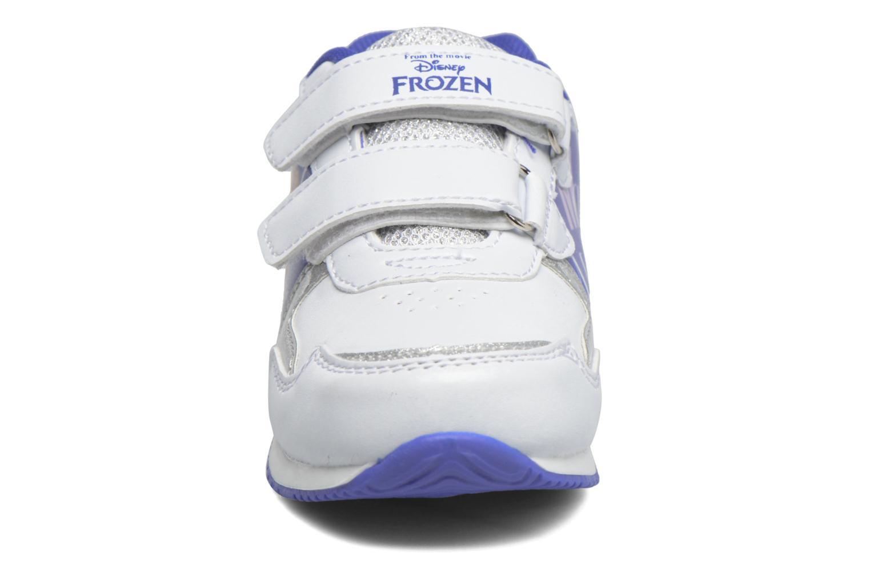Baskets Frozen 4FR6Y05 A Frozen Blanc vue portées chaussures