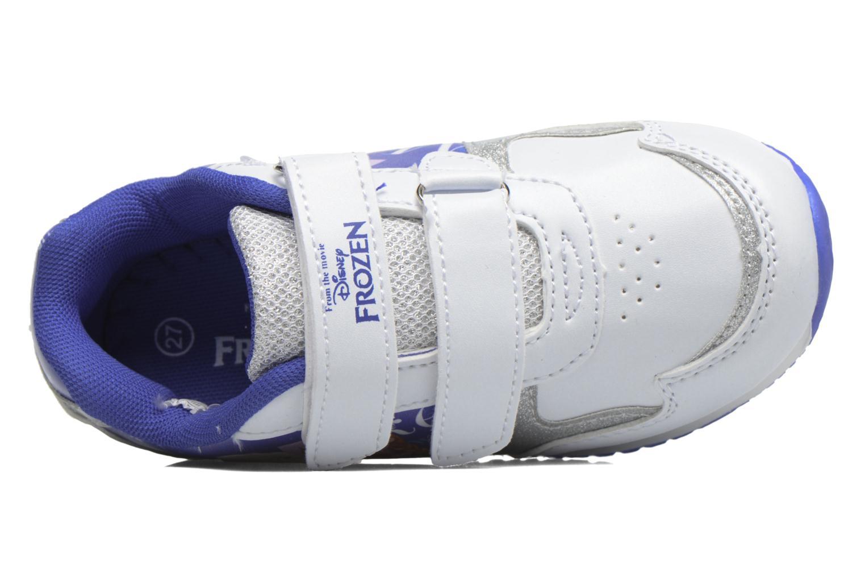 4FR6Y05 A Frozen Blanc Bleu