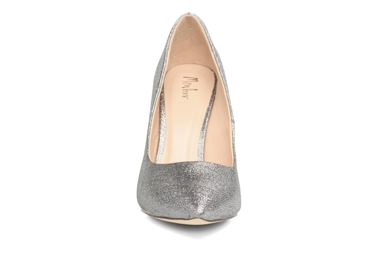High heels Menbur Servier Silver model view