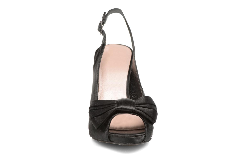 Escarpins Menbur Scaevola Noir vue portées chaussures