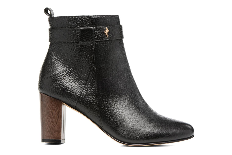 Ankle boots Menbur Almansora Black back view