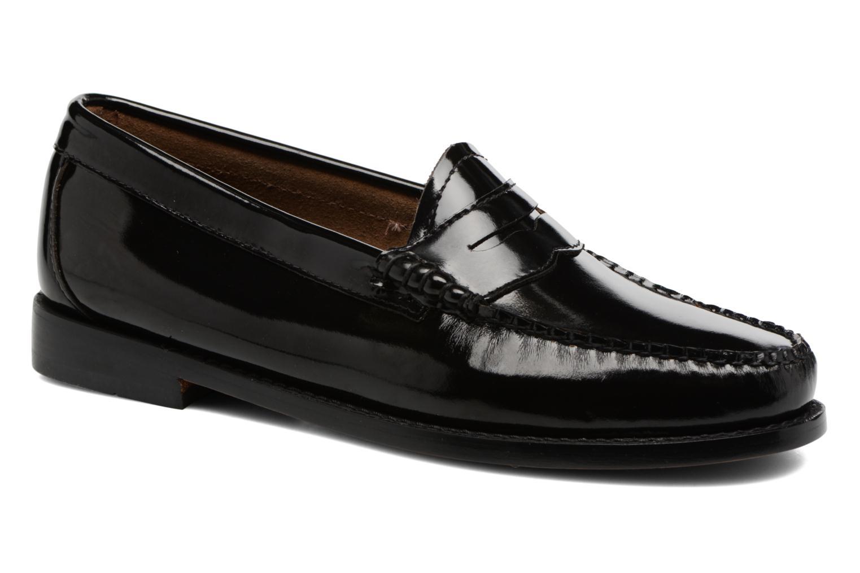 Grandes descuentos últimos zapatos G.H. Bass Weejun WMN Penny Wheel (Negro) - Mocasines Descuento