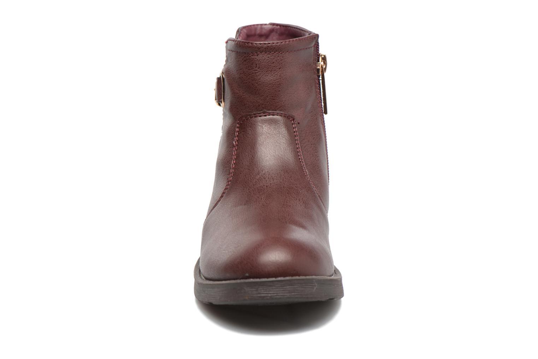 Bottines et boots Xti 55106 Bordeaux vue portées chaussures