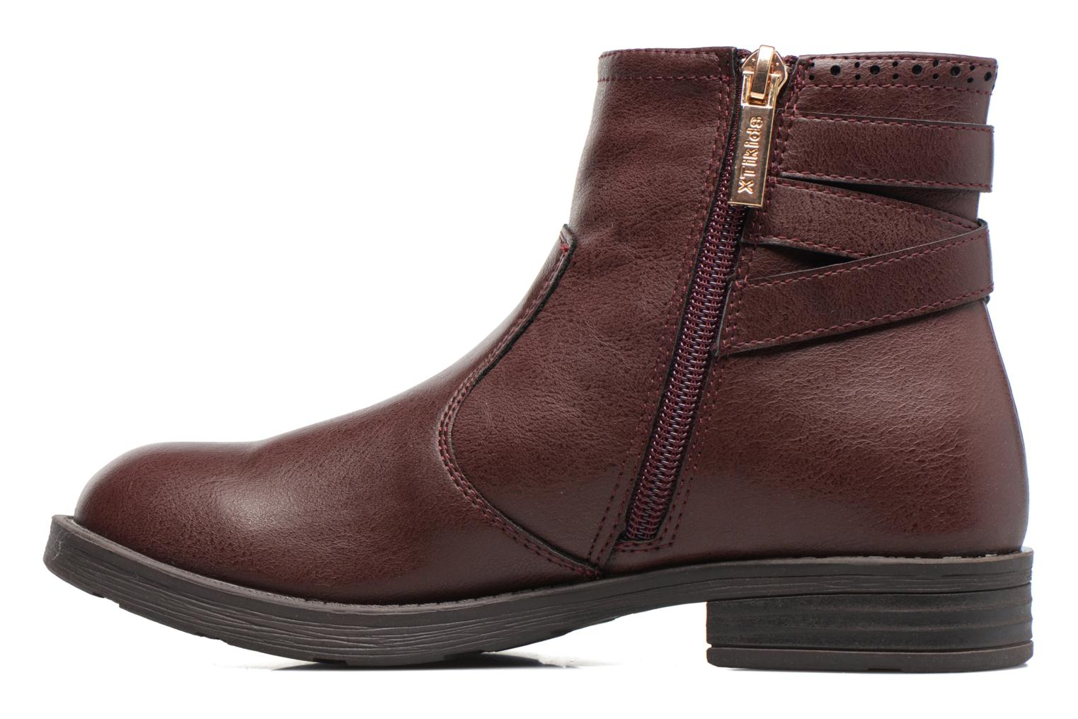 Bottines et boots Xti 55106 Bordeaux vue face