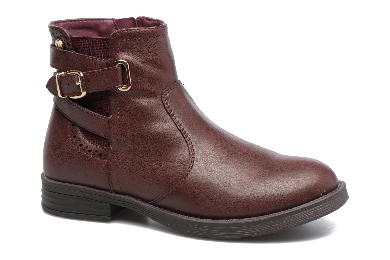 Boots en enkellaarsjes Xti 55106 Bordeaux detail