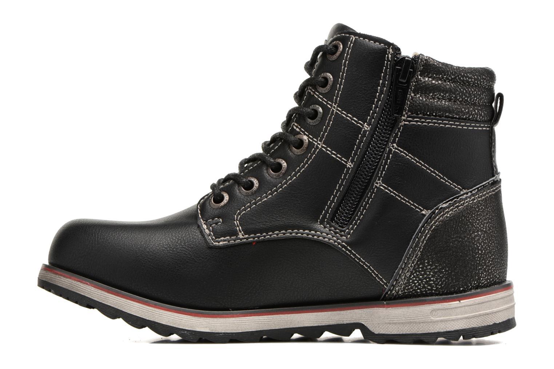 Boots en enkellaarsjes Xti 55163 Zwart voorkant