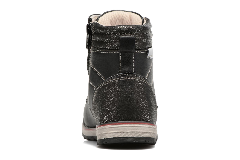 Boots en enkellaarsjes Xti 55163 Zwart rechts