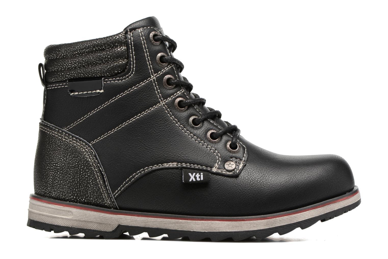 Boots en enkellaarsjes Xti 55163 Zwart achterkant