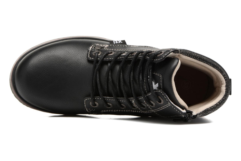 Boots en enkellaarsjes Xti 55163 Zwart links