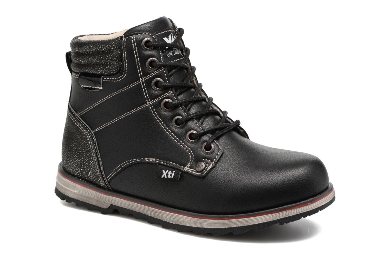Boots en enkellaarsjes Xti 55163 Zwart detail