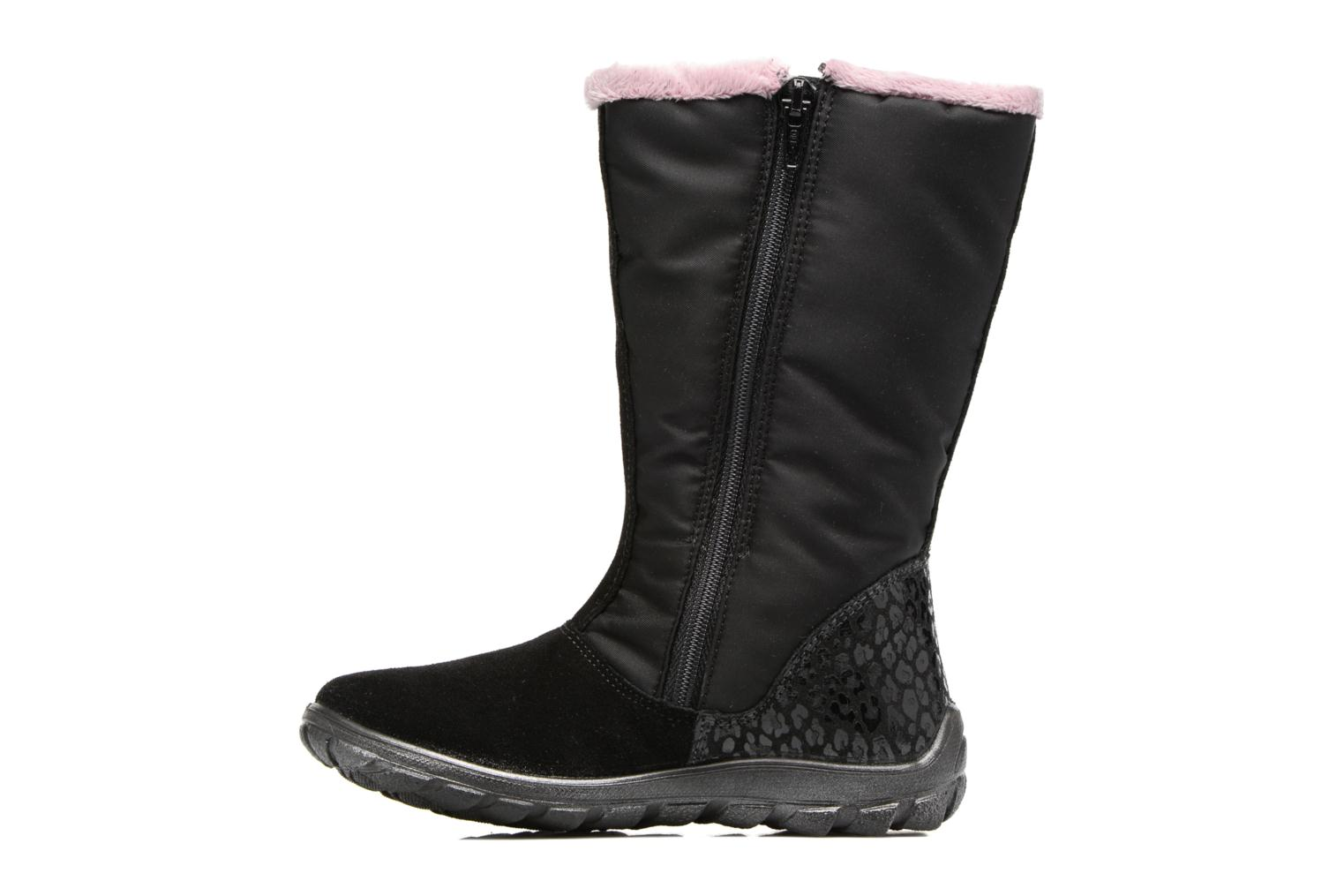 Boots & wellies Ricosta Miez Black front view