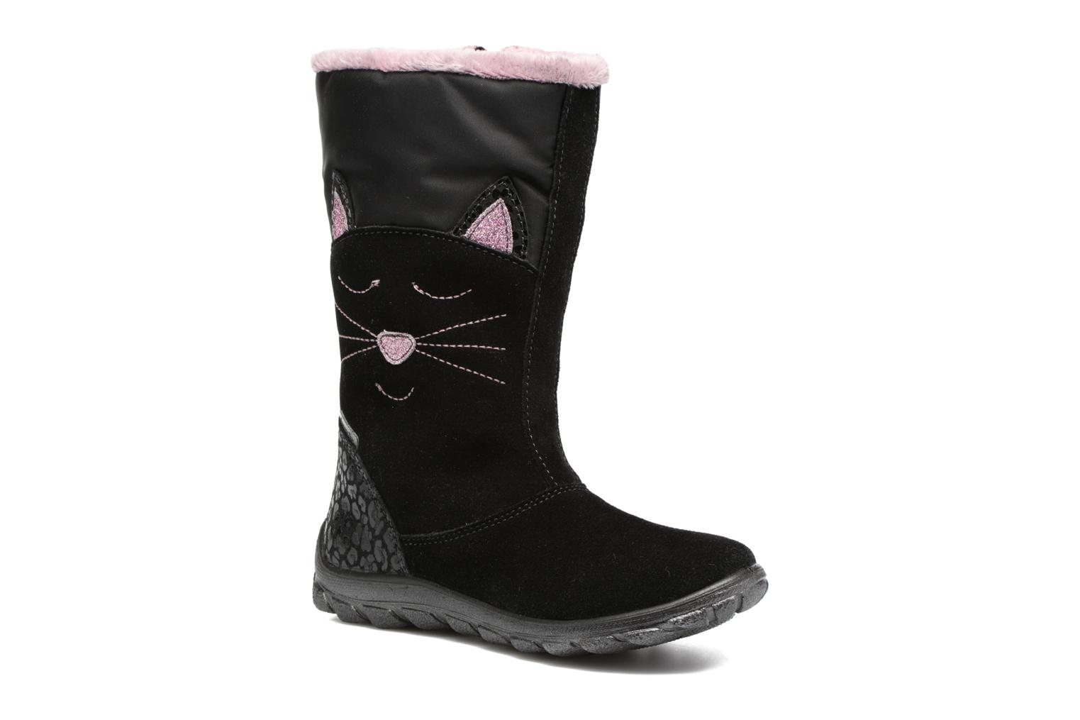 Boots & wellies Ricosta Miez Black detailed view/ Pair view