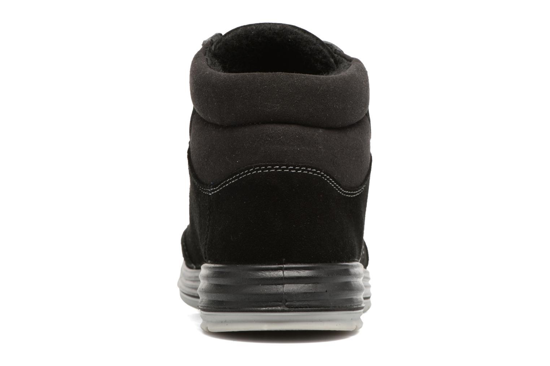 Sneakers Ricosta Bajo Nero immagine destra