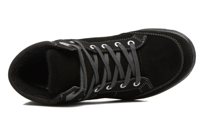 Sneakers Ricosta Bajo Nero immagine sinistra