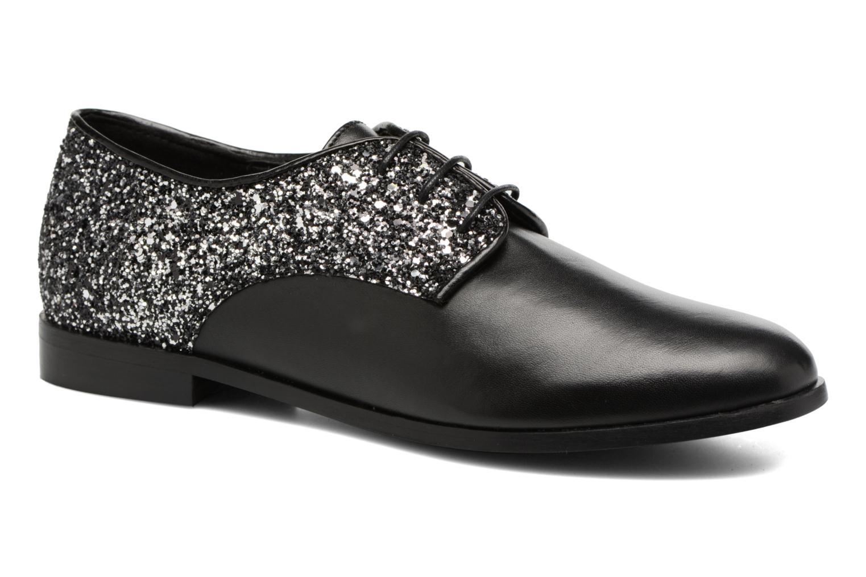Zapatos promocionales Georgia Rose Louma (Negro) - Zapatos con cordones   Zapatos de mujer baratos zapatos de mujer