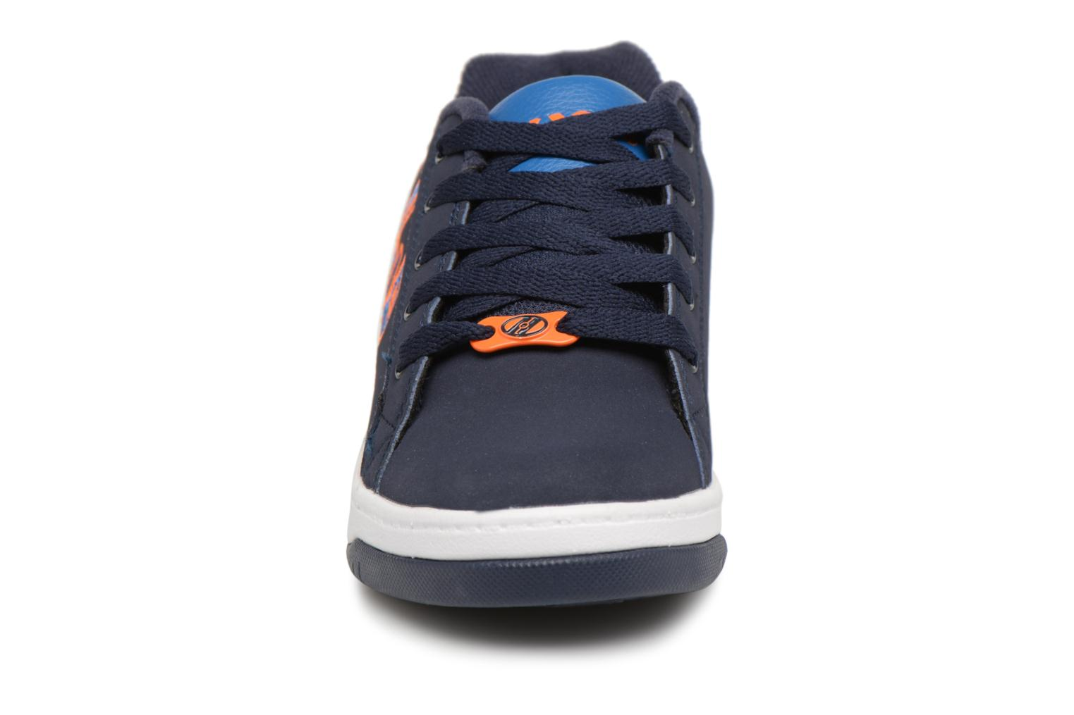 Navy/Royal/Orange Heelys Split (Bleu)