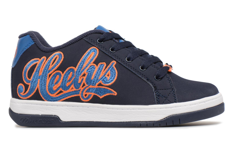 Navy/Royal/Orange Heelys Split (Bleu)
