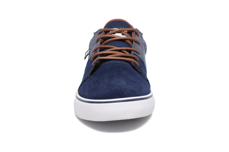 Baskets DC Shoes Tonik SE M Bleu vue portées chaussures