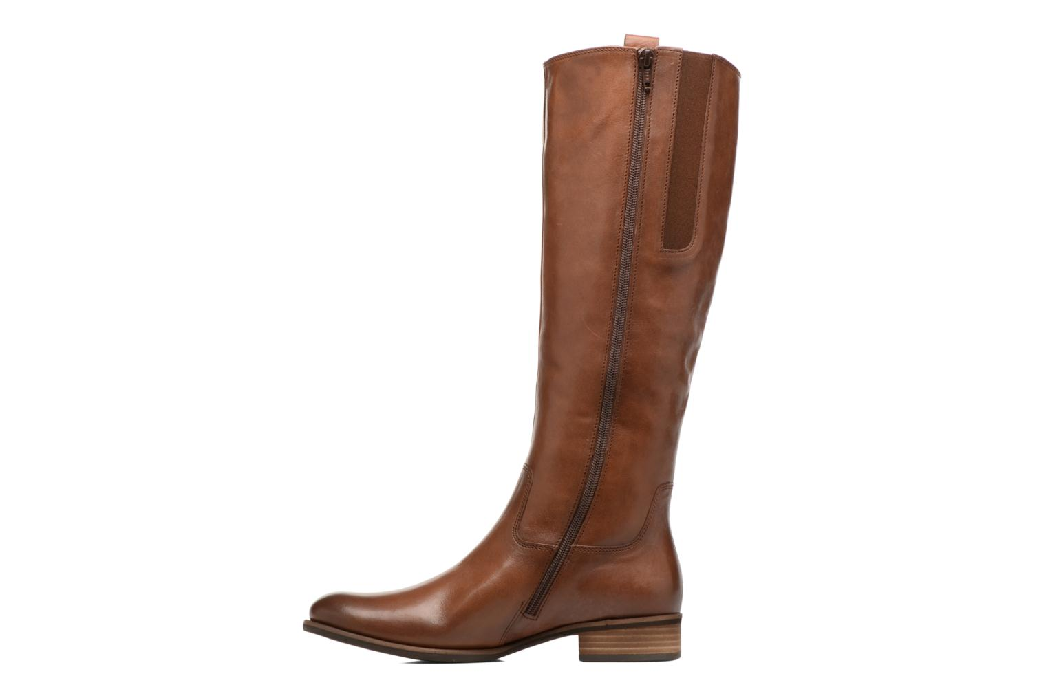 Boots & wellies Gabor Linia Brown front view