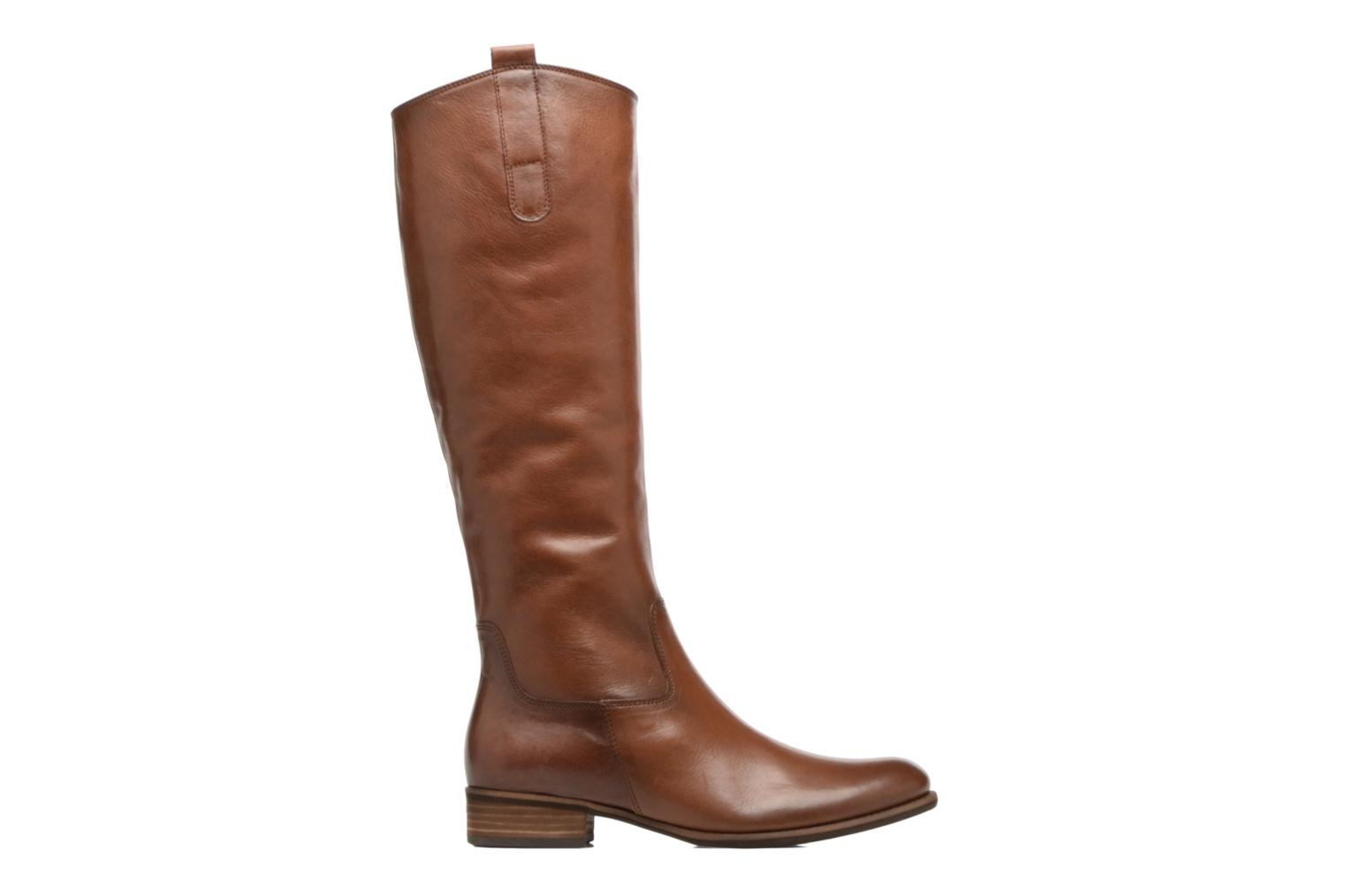 Boots & wellies Gabor Linia Brown back view