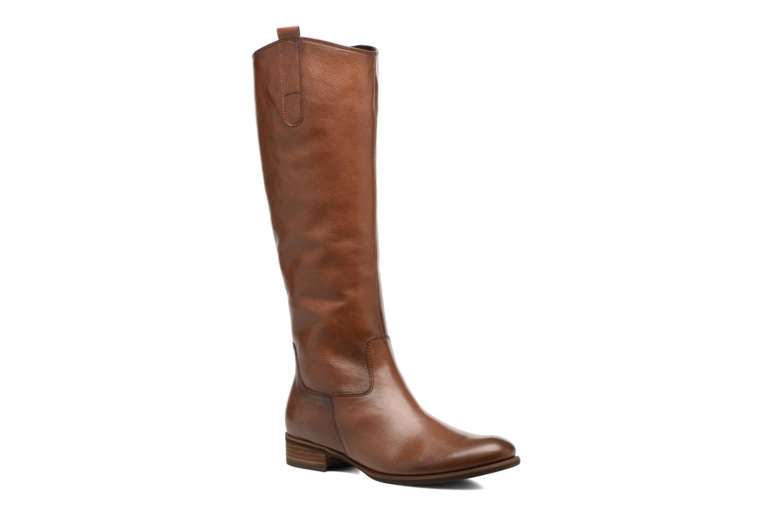 Boots & wellies Gabor Linia Brown detailed view/ Pair view