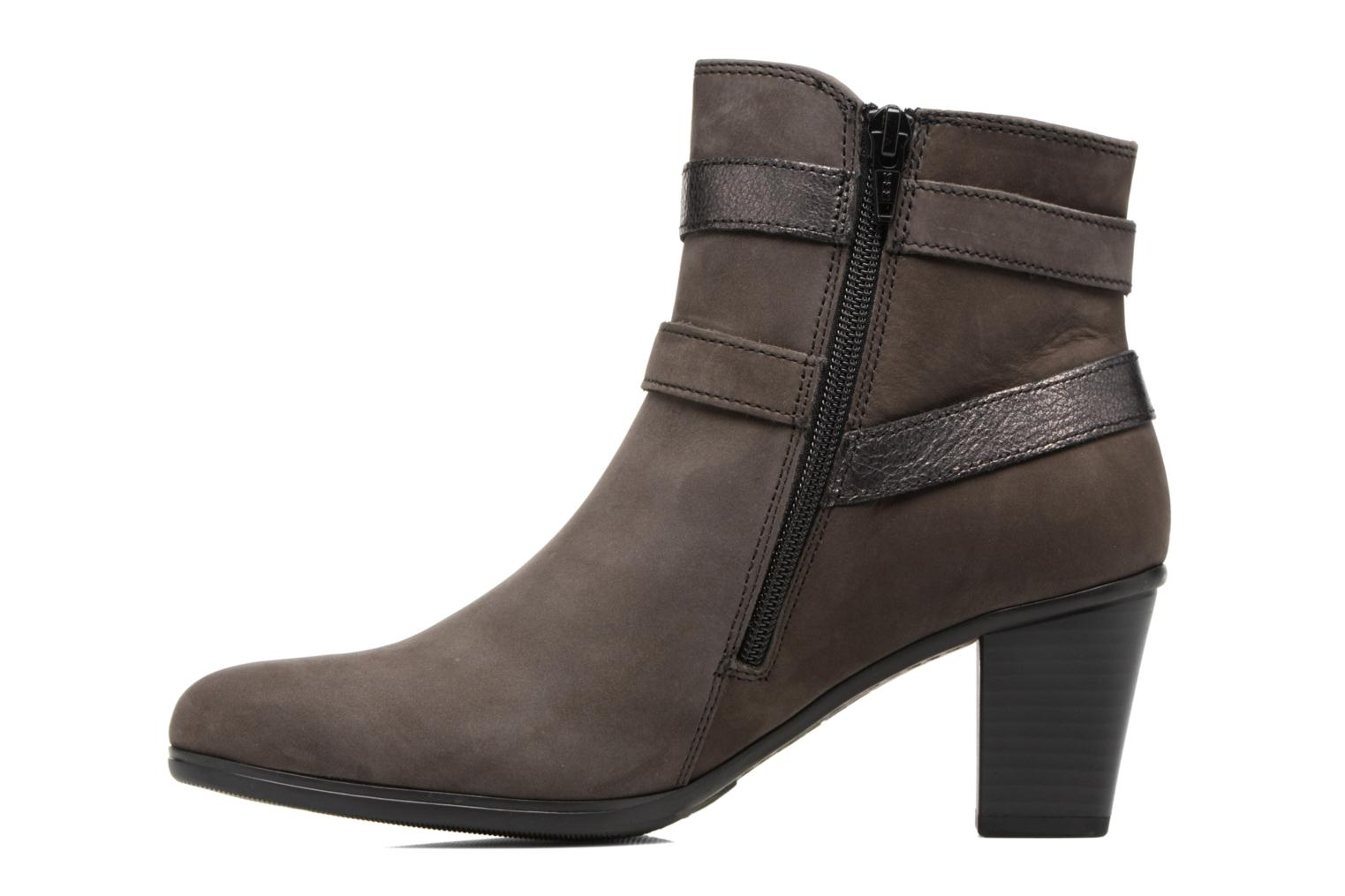 Ankle boots Gabor Finja Grey front view
