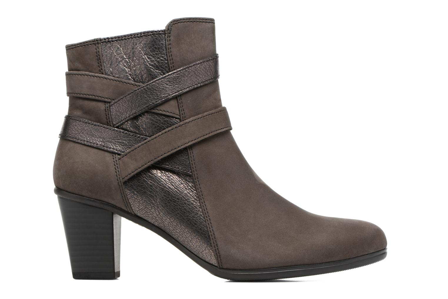 Ankle boots Gabor Finja Grey back view