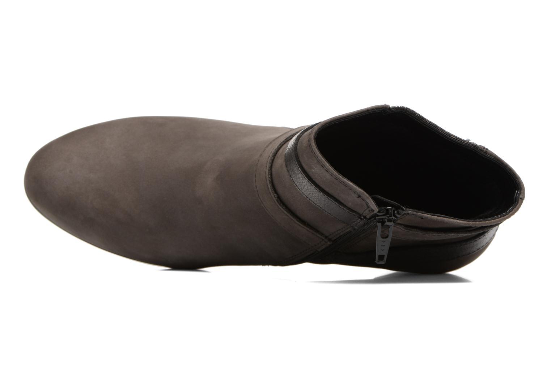 Bottines et boots Gabor Finja Gris vue gauche