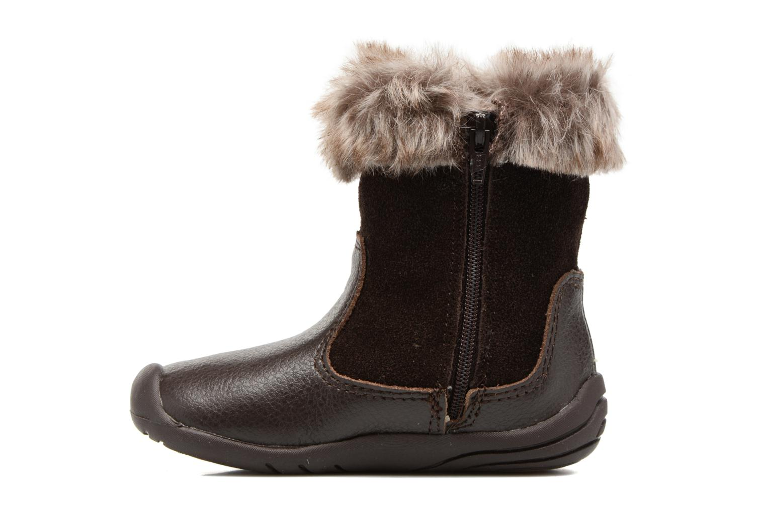 Bottes Pediped Mia Marron vue face