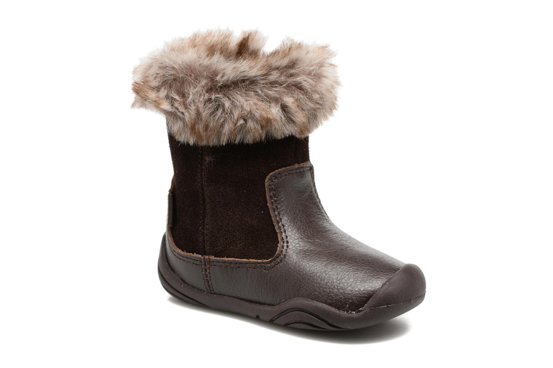 Stivali Pediped Mia Marrone vedi dettaglio/paio