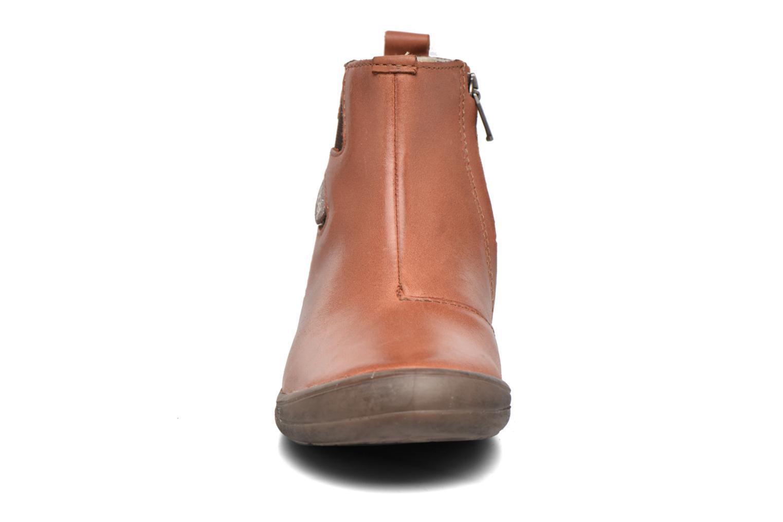 Bottines et boots Noël Eline Marron vue portées chaussures