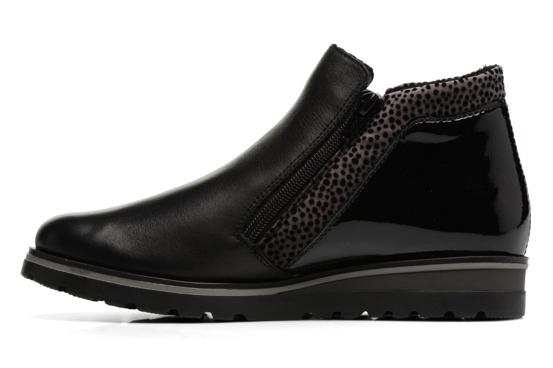 Bottines et boots Remonte Pauly R1989 Noir vue face