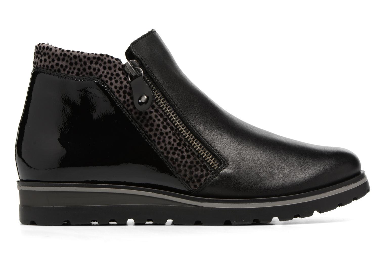 Bottines et boots Remonte Pauly R1989 Noir vue derrière