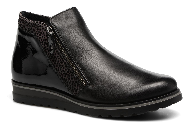 Bottines et boots Remonte Pauly R1989 Noir vue détail/paire