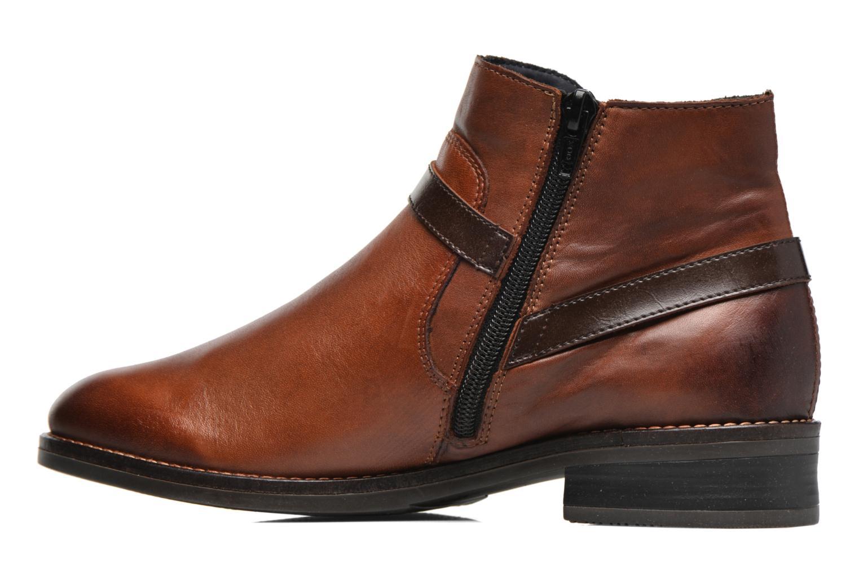 Bottines et boots Remonte Clélia D8573 Marron vue face