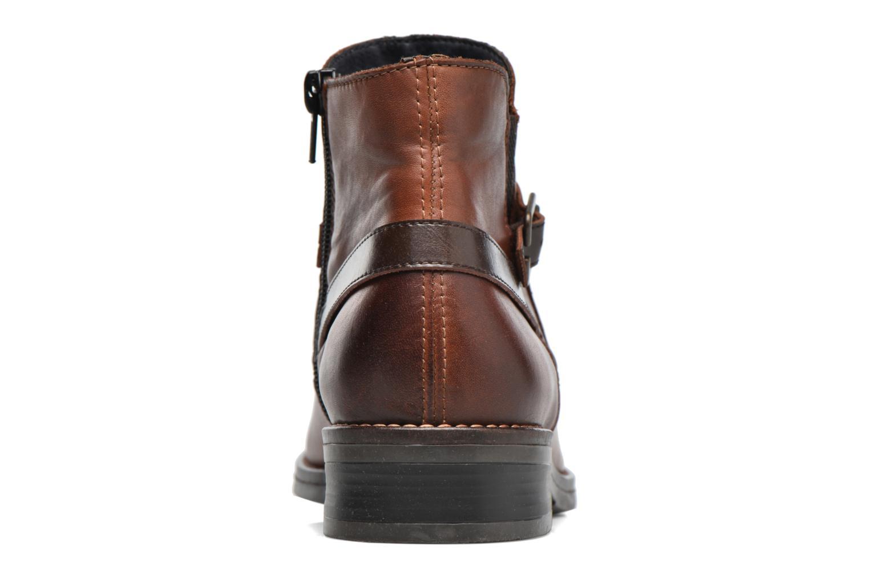 Bottines et boots Remonte Clélia D8573 Marron vue droite