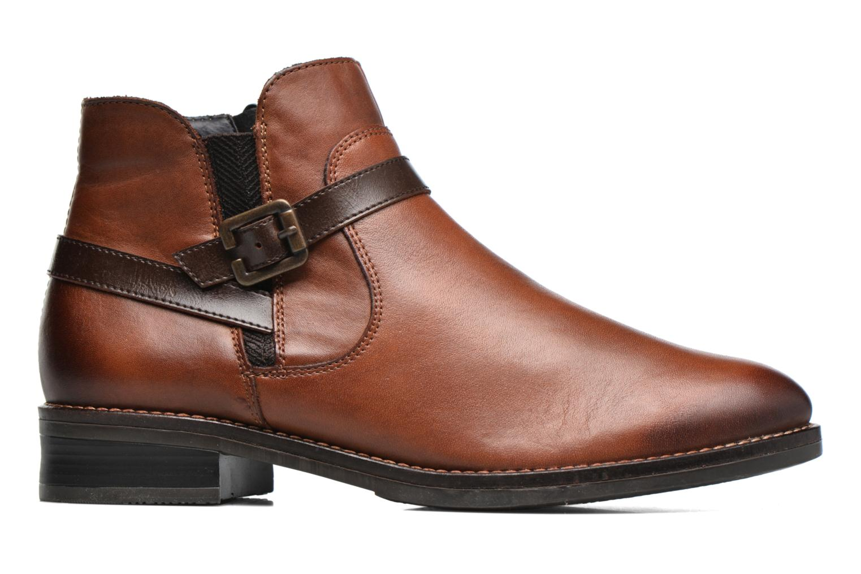 Bottines et boots Remonte Clélia D8573 Marron vue derrière
