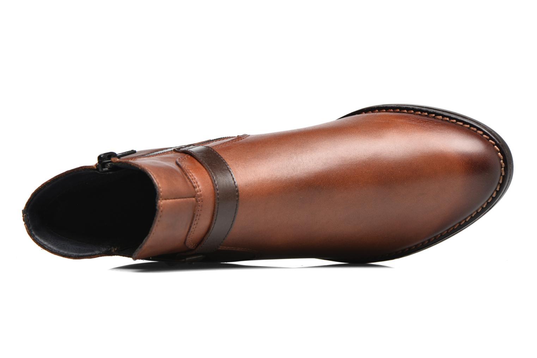Bottines et boots Remonte Clélia D8573 Marron vue gauche