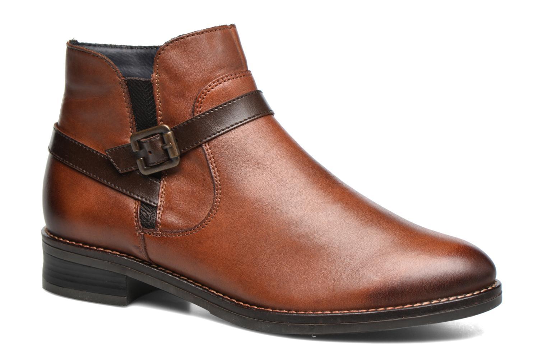 Bottines et boots Remonte Clélia D8573 Marron vue détail/paire