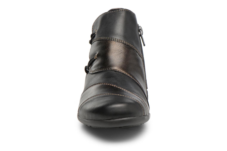 Bottines et boots Remonte Domi R9885 Noir vue portées chaussures