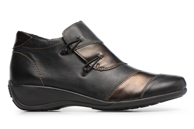 Bottines et boots Remonte Domi R9885 Noir vue derrière