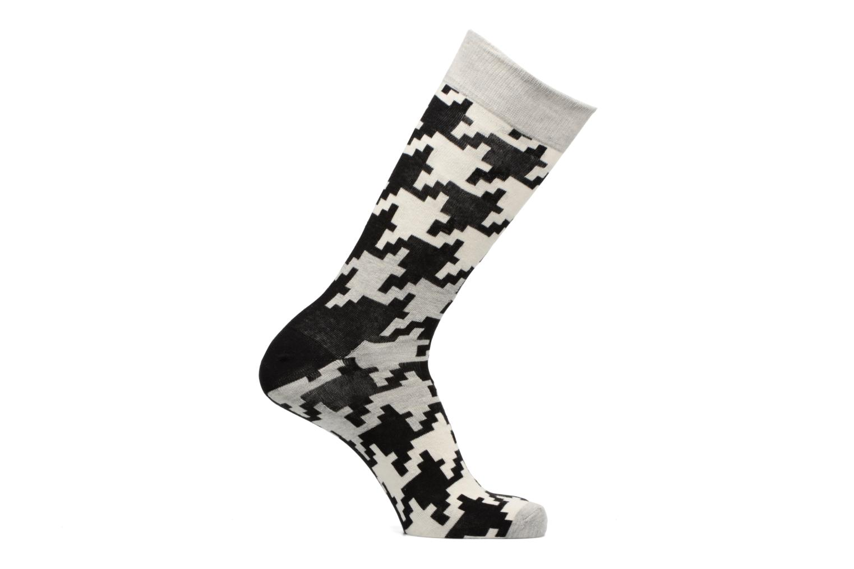 Socken & Strumpfhosen Happy Socks Dogtooth schwarz detaillierte ansicht/modell