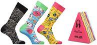 Happy Socks x Steve Aoki Lot de 3