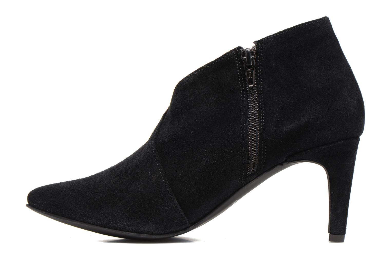 Bottines et boots Vero Moda Manon Leather Boot Noir vue face