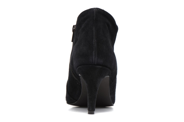 Bottines et boots Vero Moda Manon Leather Boot Noir vue droite