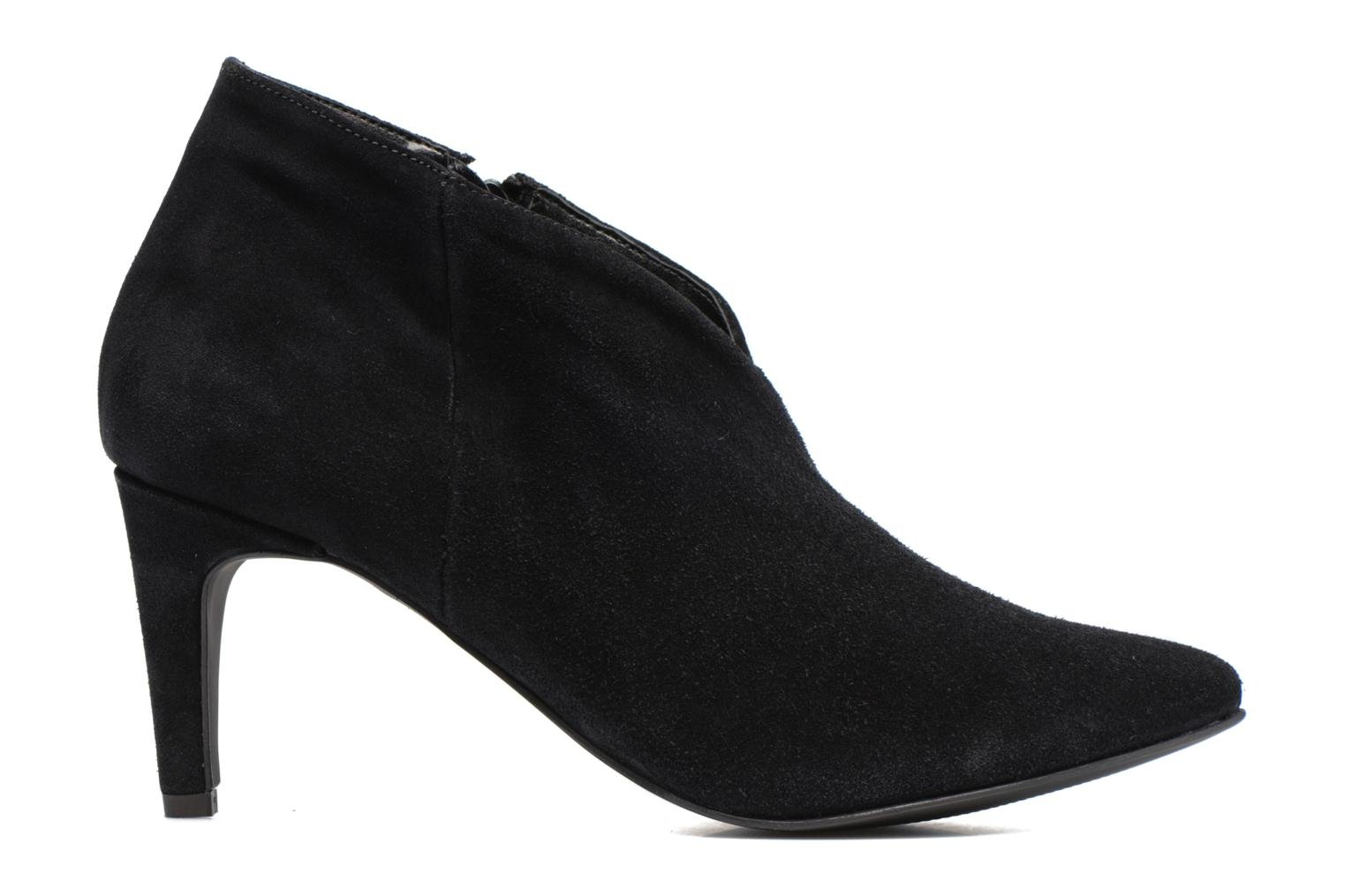Manon Leather Boot Black