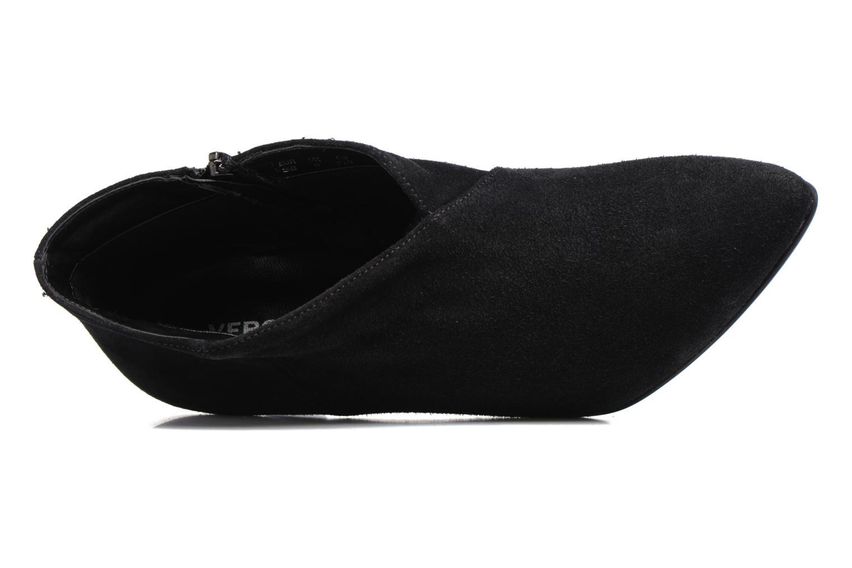 Bottines et boots Vero Moda Manon Leather Boot Noir vue gauche
