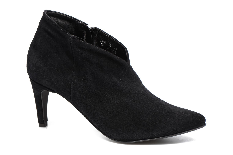 Boots en enkellaarsjes Vero Moda Manon Leather Boot Zwart detail