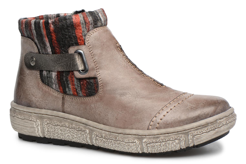 Grandes descuentos últimos zapatos Rieker Maud Z7984 (Gris) - Botines  Descuento